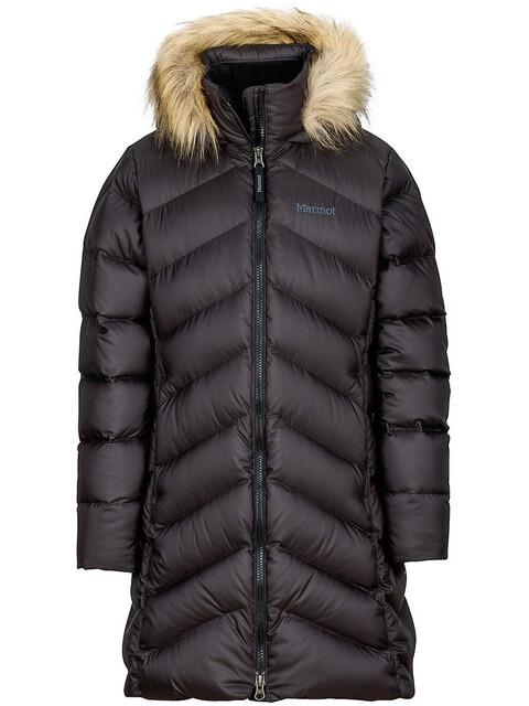 Marmot Girls Montreaux Coat True Black